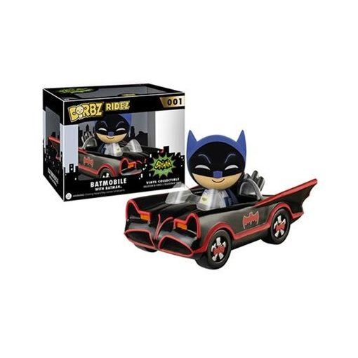Batmobile Batmannel