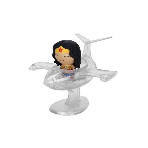 Wonder Woman láthatatlan repülőben