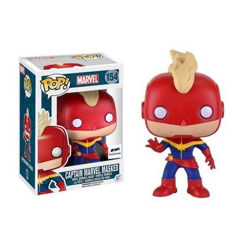 Marvel, Marvel Kapitány maszkban