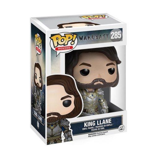WarCraft, King Llane