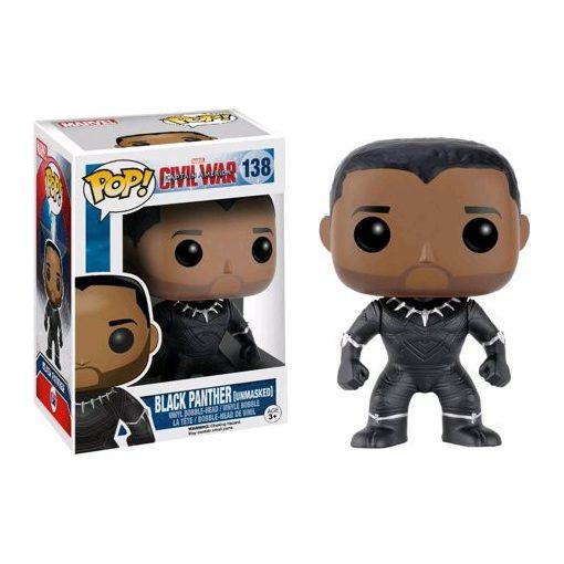 Civil War, Black Panther (maszk nélkül)