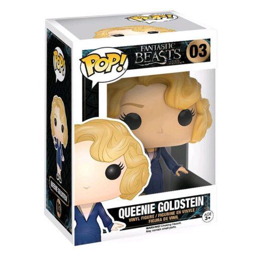 Fantastic Beasts, Queenie Goldstein