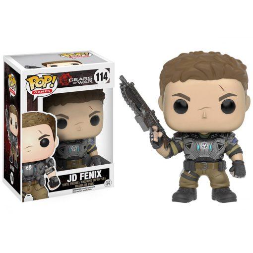 Gears of War, JD Fenix