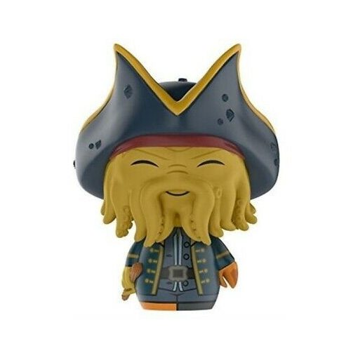 Dorbz, Pirates of the Caribbean, Davy Jones