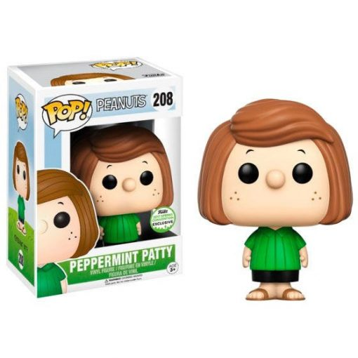 Peppermint Patty EXKLUZÍV