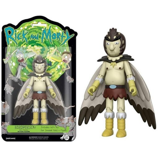 Rick & Morty Bird Person