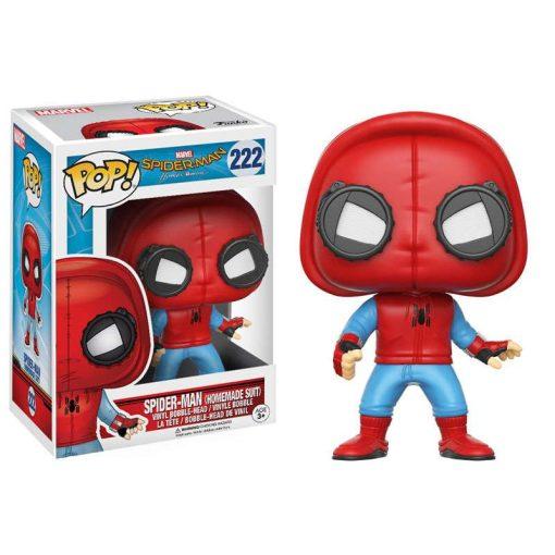 Spider-man, Spider-man (Homemade suit)