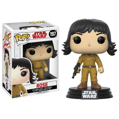 Star Wars Last Jedi Rose