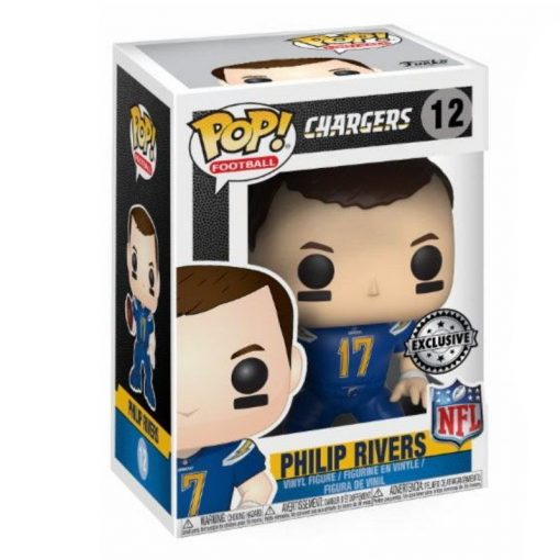 Philip Rivers, Chargers NFL
