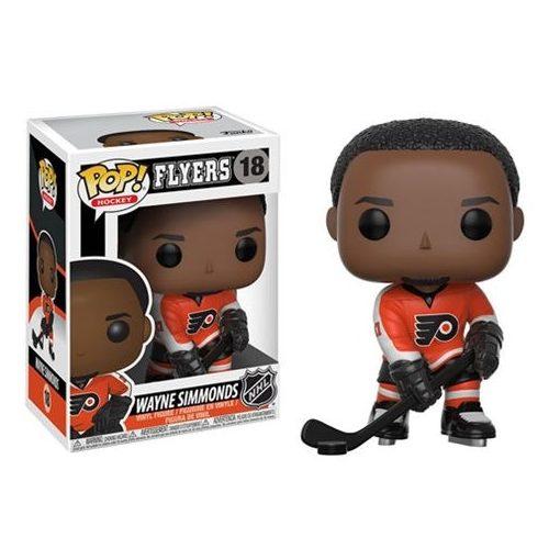 Wayne Simmonds, Flyers - NHL