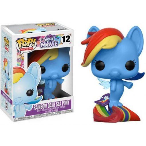 Rainbow Dash Sea Pony, Én kicsi pónim