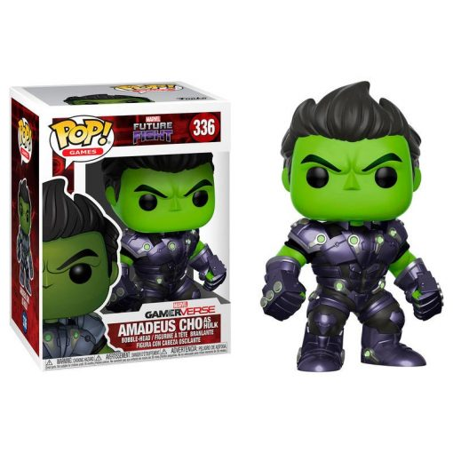 Amadeus Cho mint Hulk, Future Fight