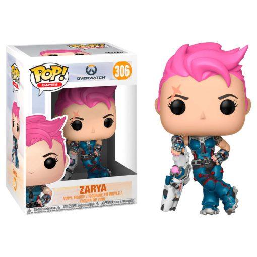 POP figura Overwatch Zarya