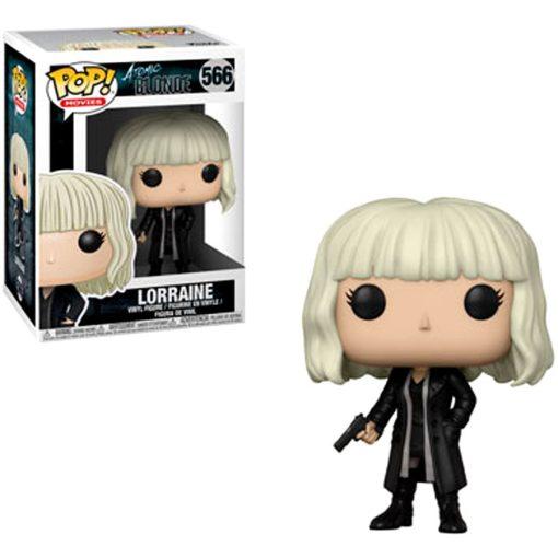 Atomic Blonde, Lorraine