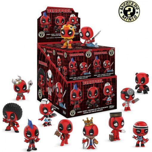 Deadpool 2 Mystery Minis (meglepetés figura)