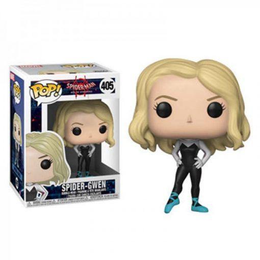 Spider-Gwen, Spider-Man