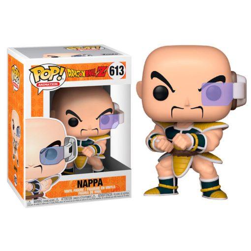 Nappa, Dragon Ball Z