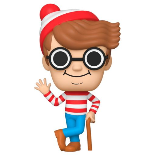 POP figura Books Where is Waldo Waldo