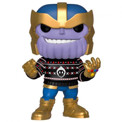 Marvel Holiday Thanos