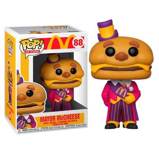 McDonalds Mayor McCheese