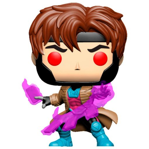 POP figura Marvel X-Men Classic Gambit with Cards