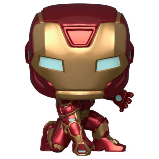 POP figura Marvel Avengers Game Iron Man Stark Tech Suit