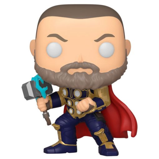 POP figura Marvel Avengers Game Thor Stark Tech Suit