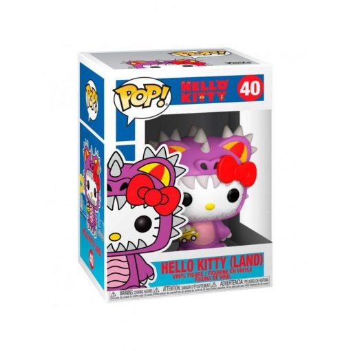 Sanrio Hello Kitty Kaiju Land Kaiju