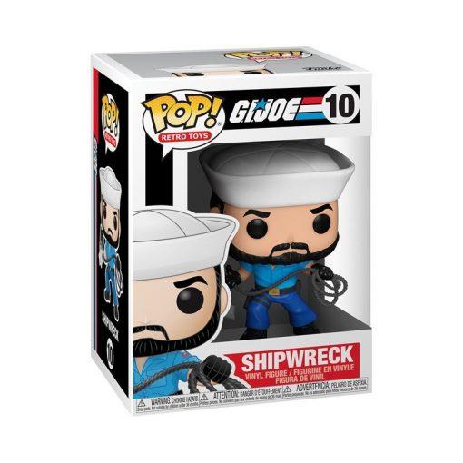 GI Joe Shipwreck